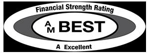AM Best Logo A Excellent