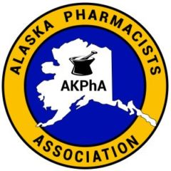 Alaska Pharmacists Association Logo