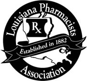 Louisiana Pharmacists Association Logo