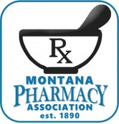 Montana Pharmacy Association Logo