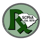 South Carolina Pharmacy Association Logo