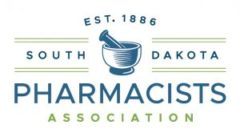 South Dakota Pharmacists Association Logo
