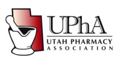Utah Pharmacy Association logo