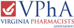 Virginia Pharmacists Association Logo