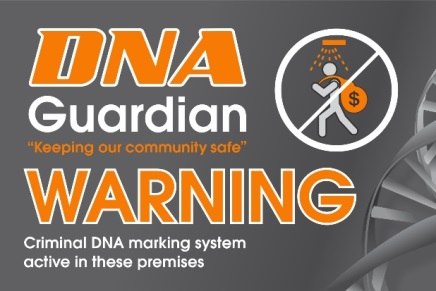 DNA Guardian™ Criminal Tagging System