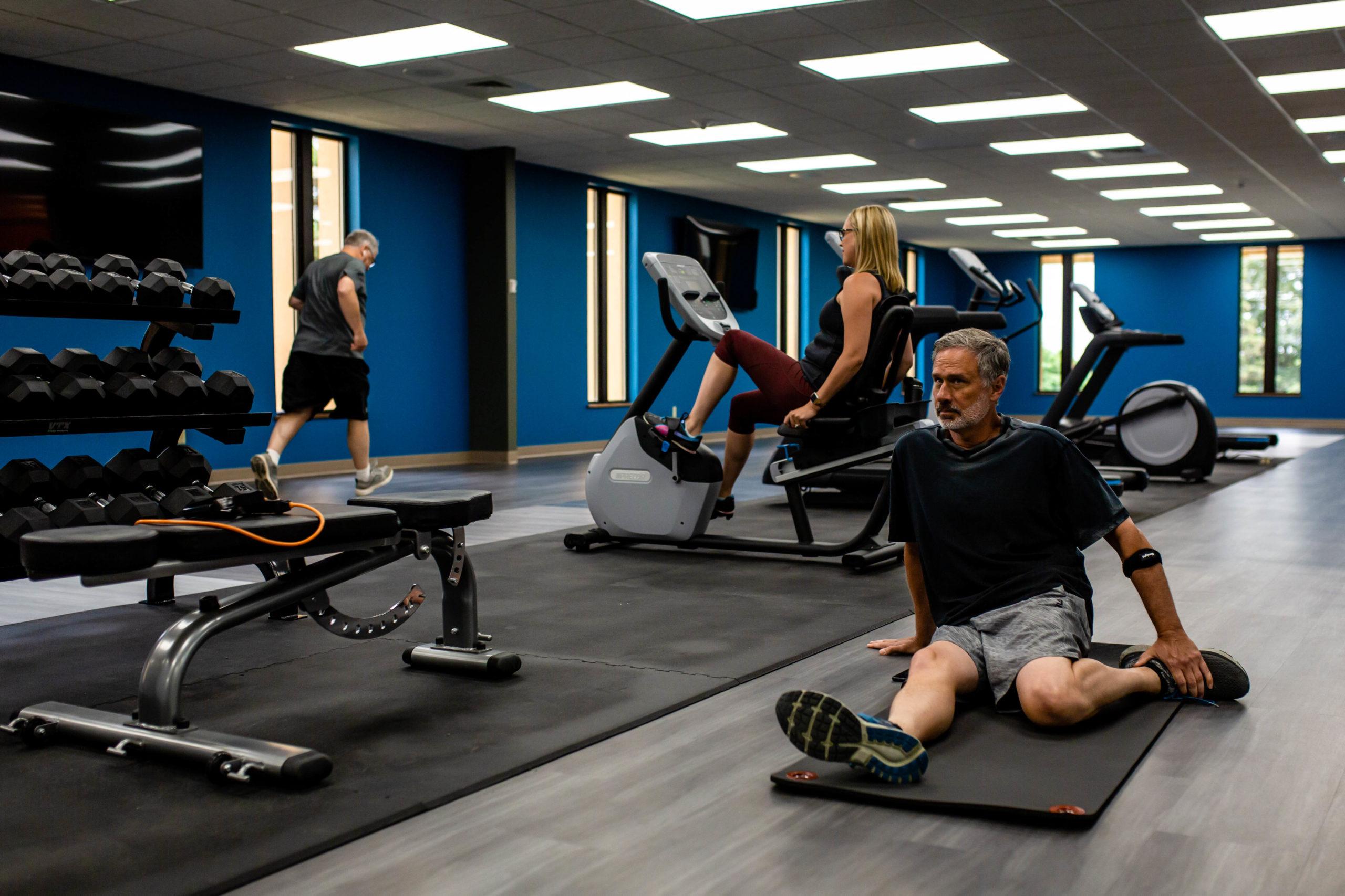 PHMIC fitness center