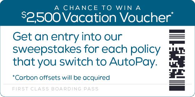 AutoPay Ticket